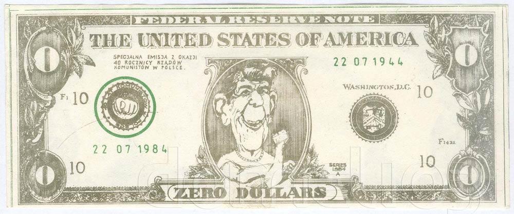 Awers 0 dollars