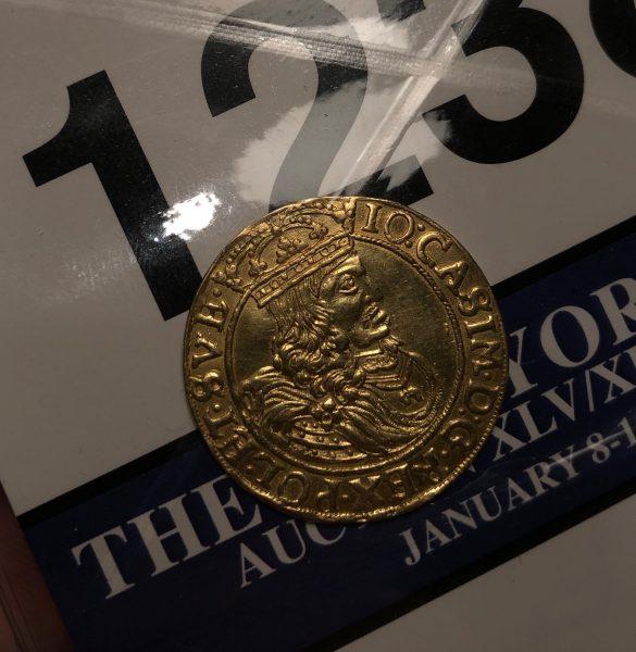 2 Dukaty 1661 Jan II Kazimierz