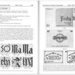 Strona 280 angielskiego wydania Catalogue of Polish Banknotes 1916-1994 Czesława Miłczaka wydanie 2000