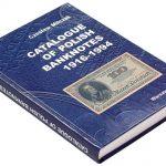Angielskie wydanie Catalogue of Polish Banknotes 1916-1994 Czesława Miłczaka wydanie 2000