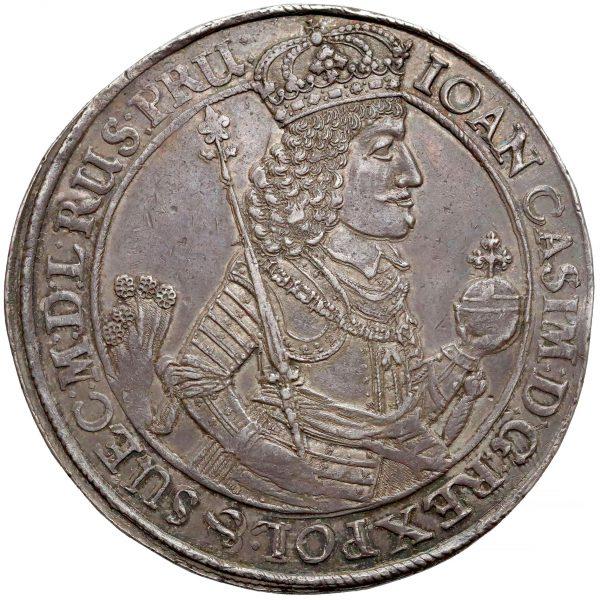 Awers Dwutalara Gdańsk 1650