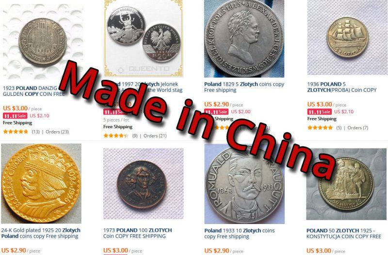 Na co zwracać uwagę w przypadku fałszywych monet