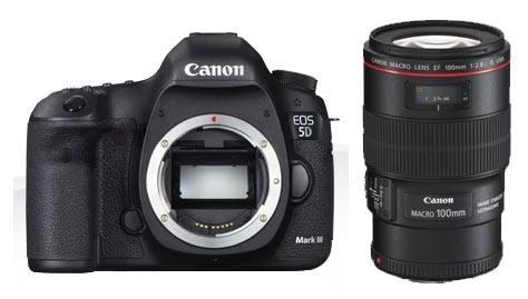 Aparat do fotografowania monet Canon EOS 5D Mark III