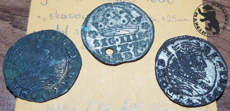 Falsyfikaty groszy Zygmunta III Wazy