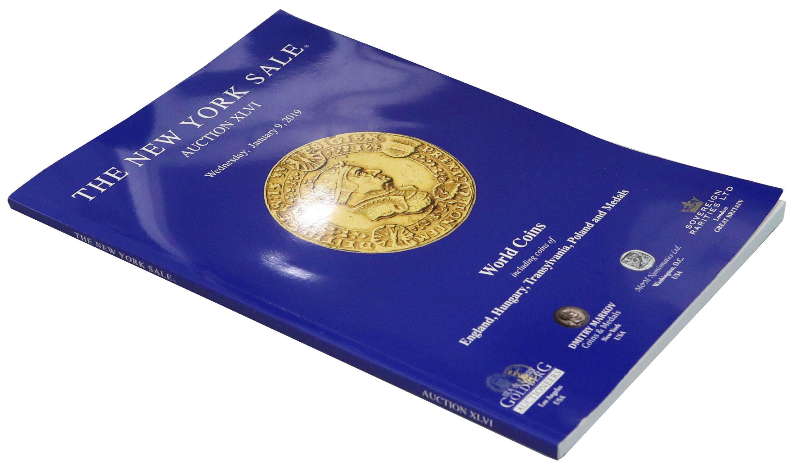 Katalog aukcji The New York Sale XLVI January 9 2019