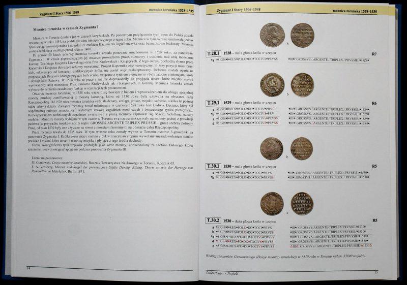 Strona 14 Katalogu Trojaków Polskich Tadeusza Igera