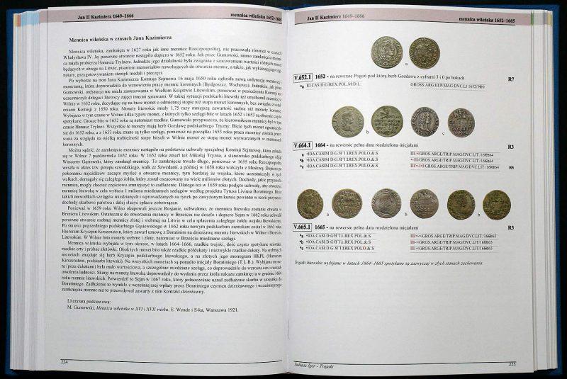 Strona 224 Katalogu Trojaków Polskich Tadeusza Igera