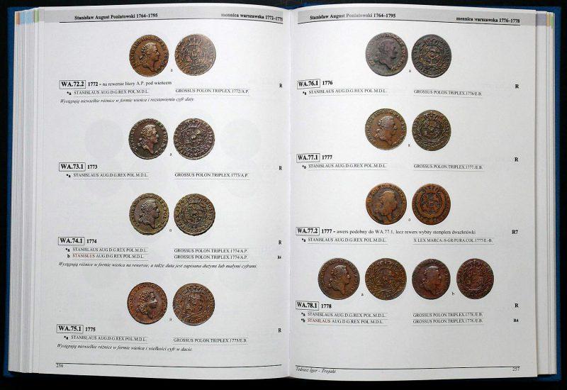 Strona 256 Katalogu Trojaków Polskich Tadeusza Igera