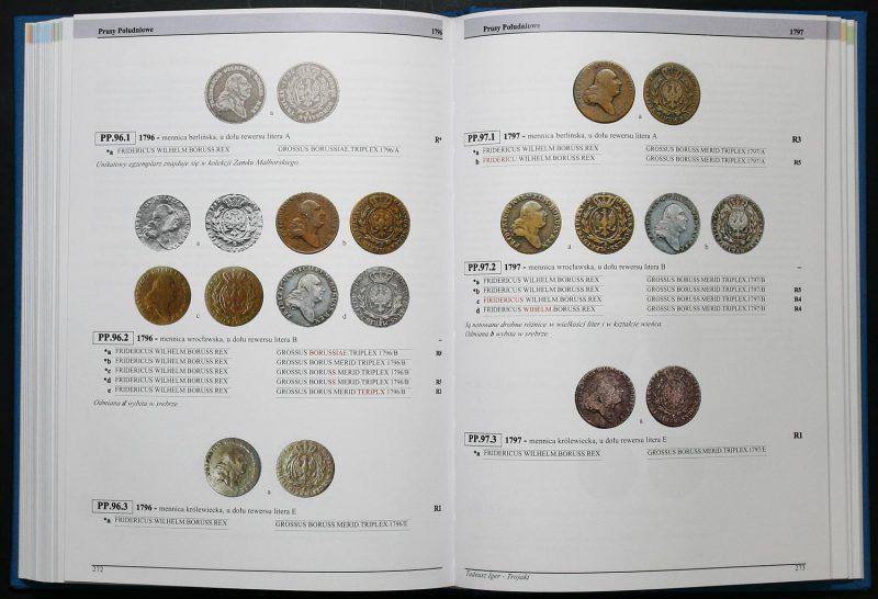 Strona 272 Katalogu Trojaków Polskich Tadeusza Igera