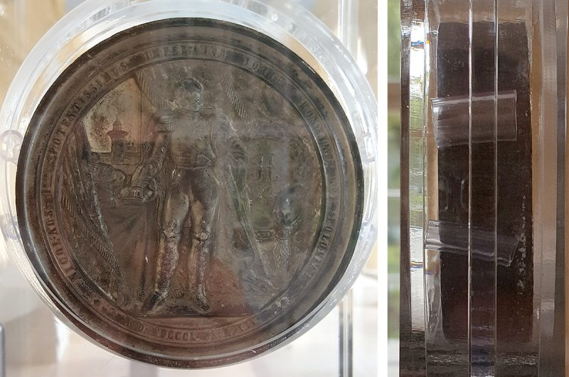 Medal z Mikołajem I