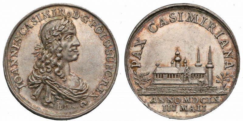 Medal upamiętniający Pokój Oliwski