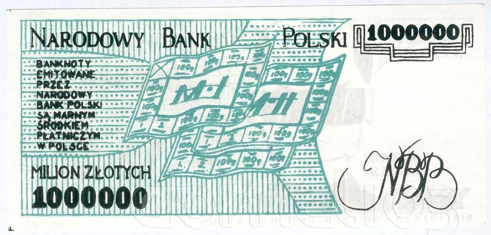 Rewers milion złotych z Wojciechem Jaruzelskim