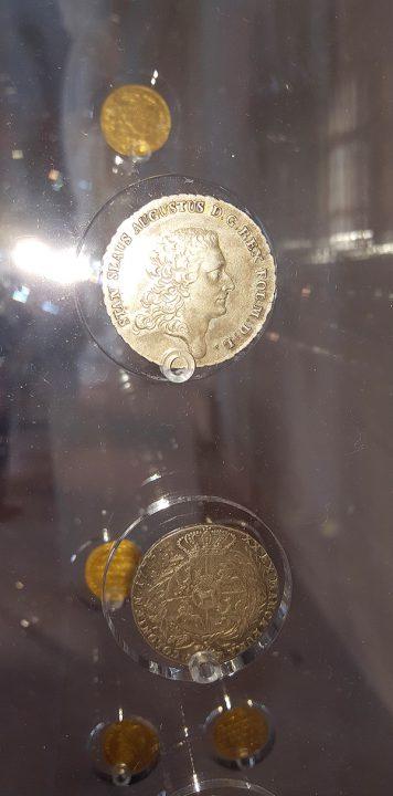 Monety obiegowe od grosza po dukaty Stanisława Augusta Poniatowskiego