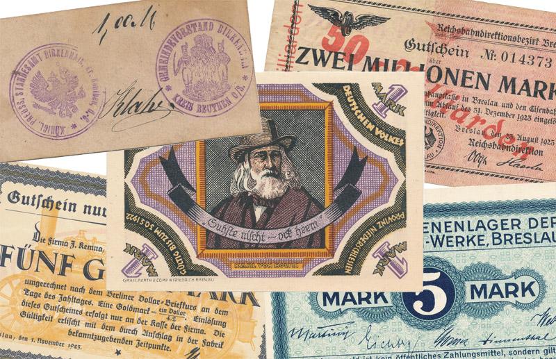 Notgeld i jego historia w pigułce