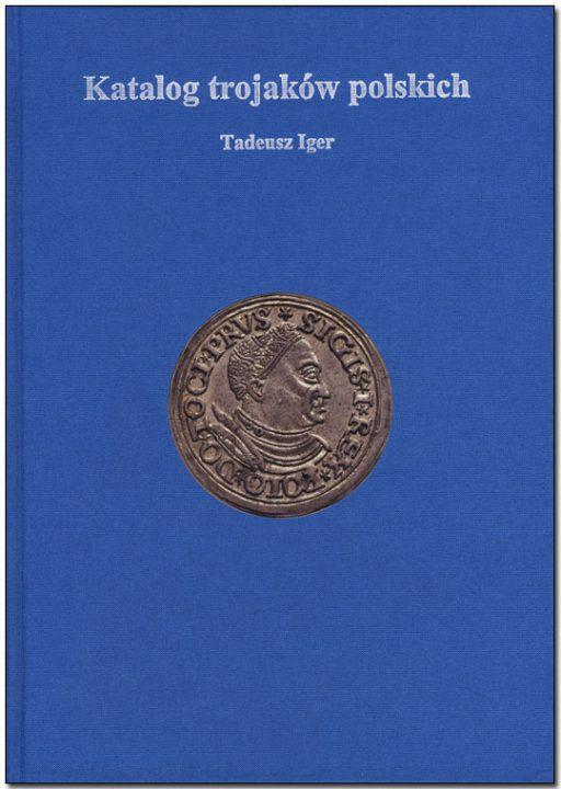 Okładka Katalogu Trojaków Polskich Tadeusza Igera