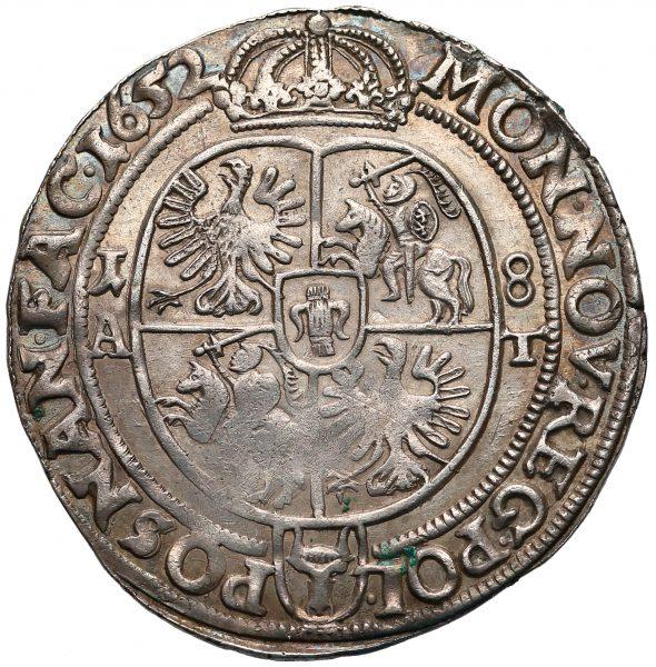 Rewers Ort Poznań 1652