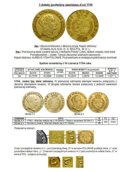 Przykładowa strona z katalogu Rafała Janke