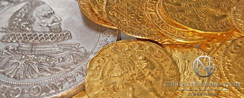 Złote i srebrne skarby czekające na odkrycie