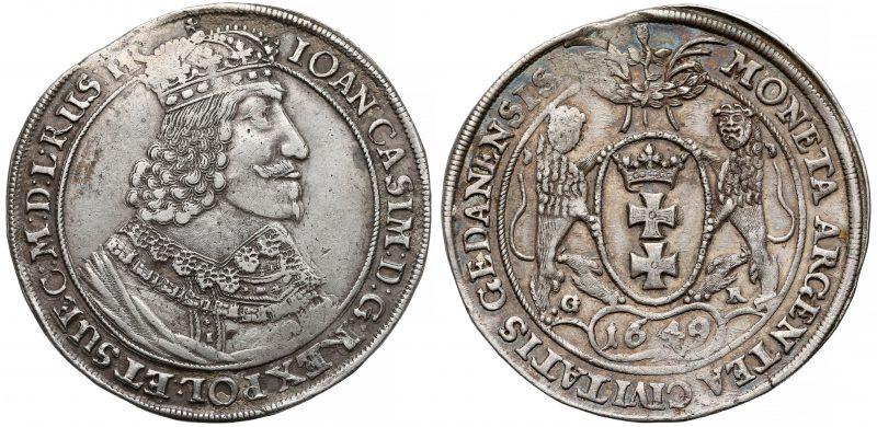 Talar Gdańsk 1649
