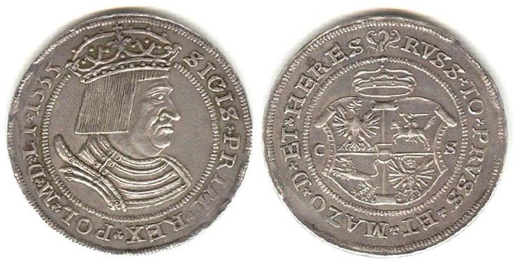 Talar koronny Majnerta 1535