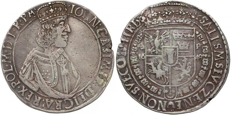 Talar Kraków 1649 odmiana z półpostacią