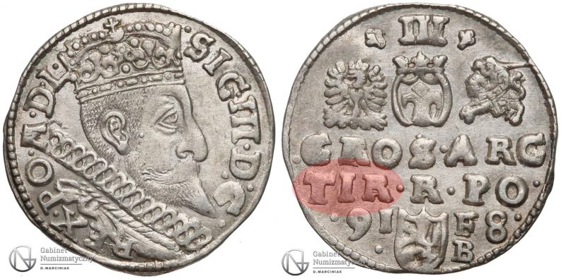 Trojak Bydgoszcz 1598 TIR
