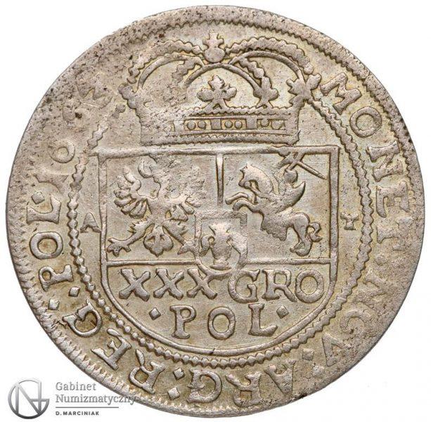 Rewers Tymf 1663