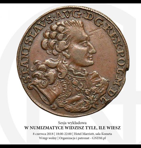 I Sesja Numizmatyczna W numizmatyce widzisz tyle ile wiesz