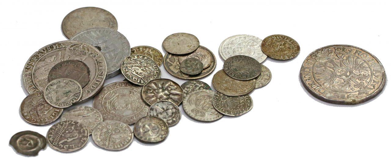 Monety i ich wartość inwestycyjna