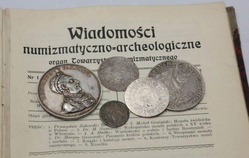 Wiadomości numizmatyczno-archeologiczne nr 1