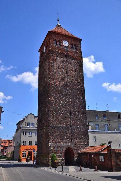 Wieża Głogowska w Górze