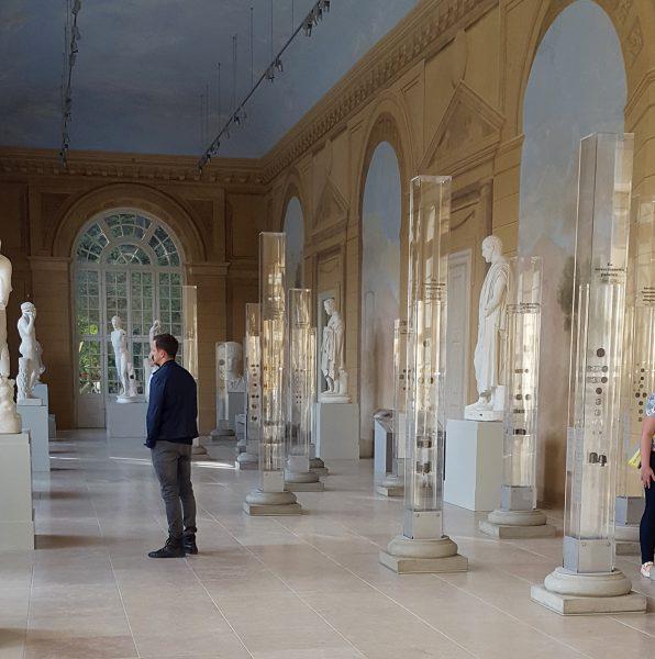 Zdjęcie wystawy w Starej Oranżerii